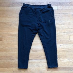 NIKE Sportswear Modern Black Pant Size XL